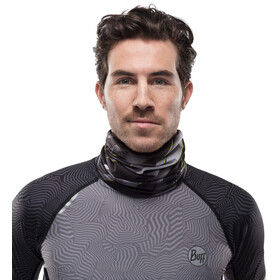 Buff Coolnet UV+ Neck Tube focus grey